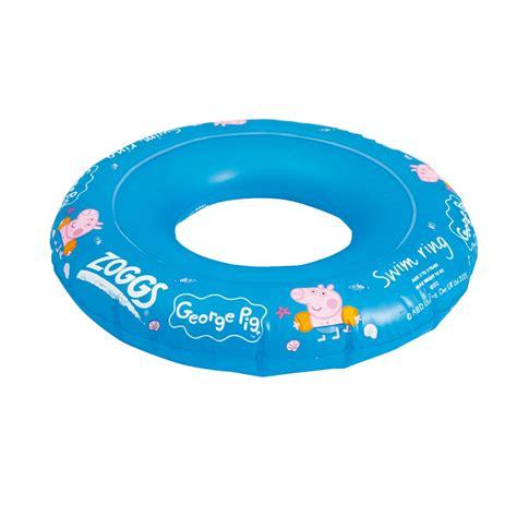 zoggs george pig swim ring