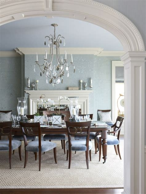 dining room decor ideas pictures 25 blue dining room designs decorating ideas design