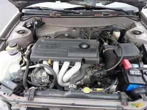 2000 Chevrolet Prizm Standard Prizm Model Engine Photos