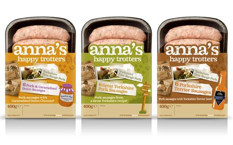 wine and beverage cooler sausage brand adopts updated packaging design