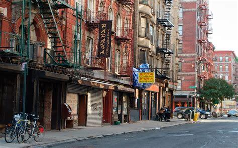 east side  york il quartiere che  dorme mai