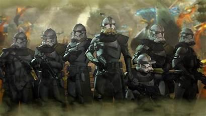327th 4k Corps Clone Wars Battlefront Clones