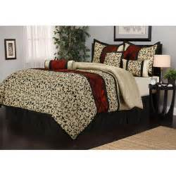 7 bedding comforter set walmart com