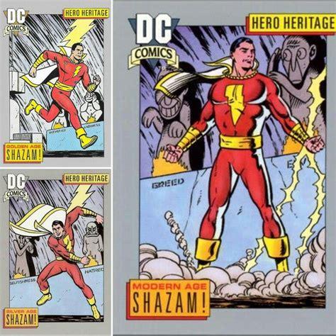 Over 1 billion installs and counting. DC's Cosmic Cards Shazam   Captain marvel shazam, Heritage comics, Shazam