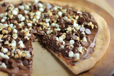 nutella dessert pizza recipe 7 delicious and watering recipes that use nutella