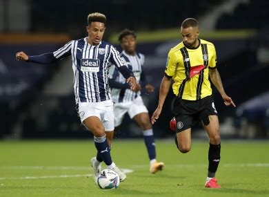 Carabao Cup goal for Callum Robinson, Leeds United and ...