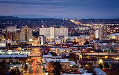 Spokane Wa Washington Economic Park
