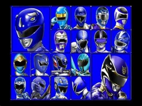 blue rangers youtube