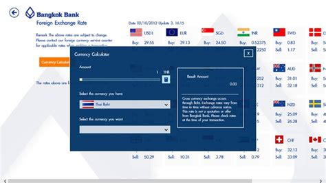 foreign exchange best rates bangkok bank for windows 8 and 8 1
