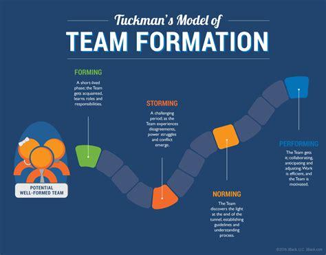 tuckmans stages  group development  cv