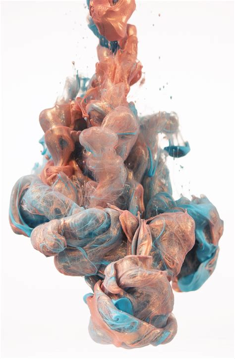 high speed photographs  ink  water alberto seveso