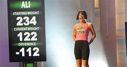 Loser Biggest Ali Vincent Weight Gain Winner