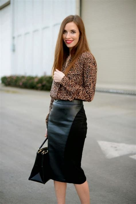 Best Halloween Books To Read by Edgy Pencil Skirt Blouse Combo 17 Ways To Wear A Faux