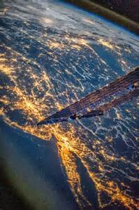 Breathtaking View Earth From Space
