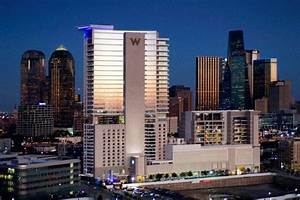 Stay At W Dallas Victory Hotel For Football U0026 39 S Texas