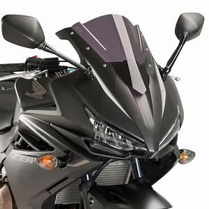 Honda Cbr 500 : honda cbr 500 r 2016 2018 puig double bubble airflow wind ~ Melissatoandfro.com Idées de Décoration