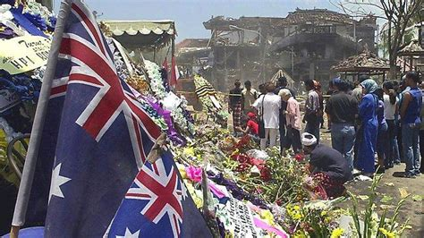 bali bombings showed australias sense  character