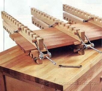 diy bar clamp woodarchivist