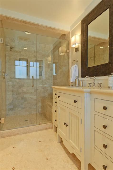 beautiful bathroom  beige walls paint color trim