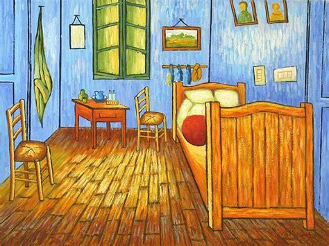Bedroom Is Arles by An Goghs Bedroom In Arles Paintings On Canvas