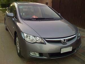 Honda Civic 2007 : honda civic 2007 price in pakistan review full specs ~ Dode.kayakingforconservation.com Idées de Décoration