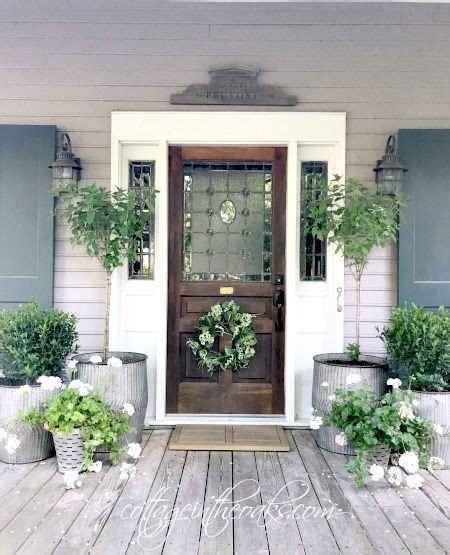 Spring Into Summer Front Porch Ideas Front Porch Ideas