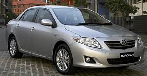 2009 Toyota Corolla Owners Manual