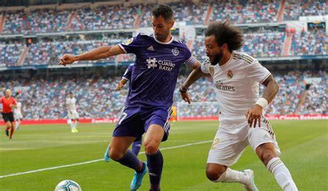 Real Madrid vs. Valladolid (1-1): revive e resultado ...