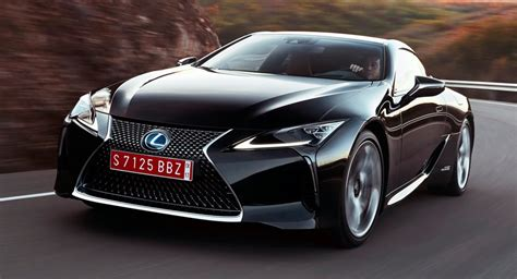 600hp Lexus Lc F Poised To Debut At October's Tokyo Motor Show