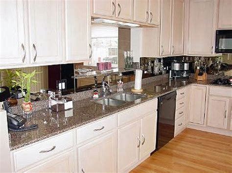 kitchen mirror backsplash glass mirror backsplash kitchen ideas