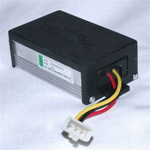 Golf Cart Club Car Ez Go Dc Voltage Reducer From 60v 48v
