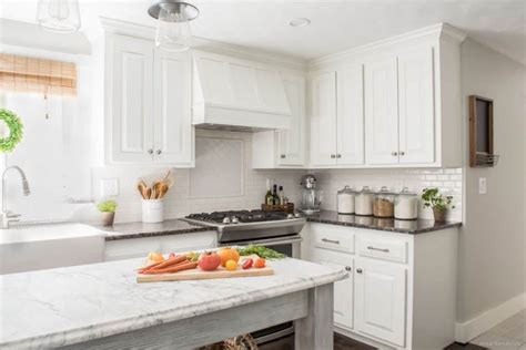 can kitchen cabinets be painted white how to paint oak cabinets and hide the grain step by 9353