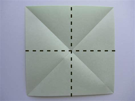 Origami Table Base Folding Instructions