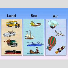 Here Are 3 Main Forms Of Transportation Meansoftransportation12728 Try Out This Quiz To See