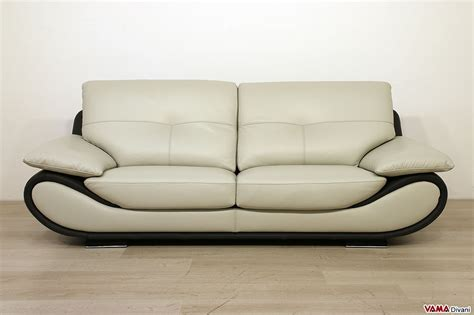 Divano Moderno In Pelle - divano in pelle moderno new zealand vama divani