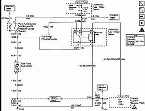 What Controls Fuel Pump Relay On A 1997 Chevy 2500 Van  5