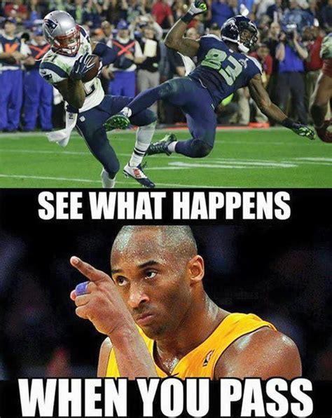 Meme Nfl - super bowl xlix memes run the ball kobe brian http www futebolamericano eu nfl os memes do