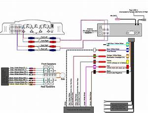 Factory Stereo Wiring Diagram Wiring Diagram