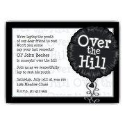 the hill birthday card template 40th birthday invitations paperstyle