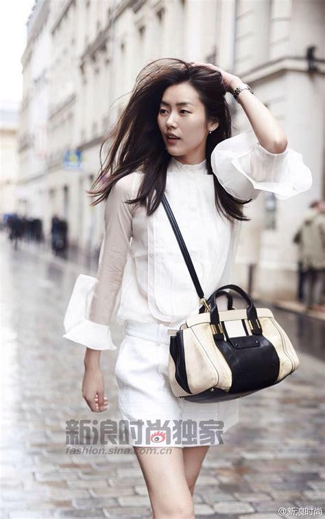 löwen rücken liu wen la modelo china que arrasa entre las tops info