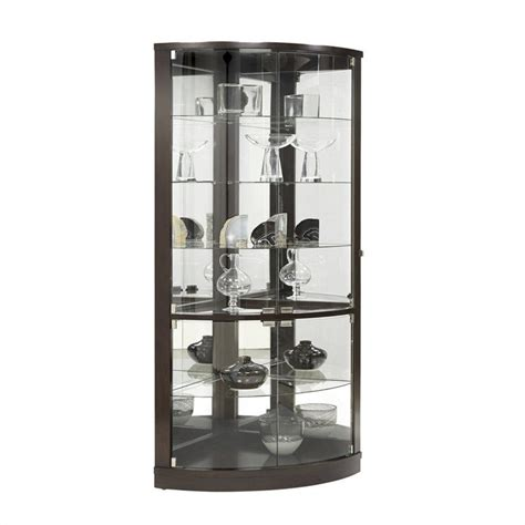 Pulaski Curio Cabinet Replacement Glass by 486828 L Jpg