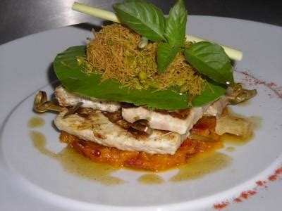 cuisiner espadon recette sucettes d 39 espadons pâtes kadaïfs 750g