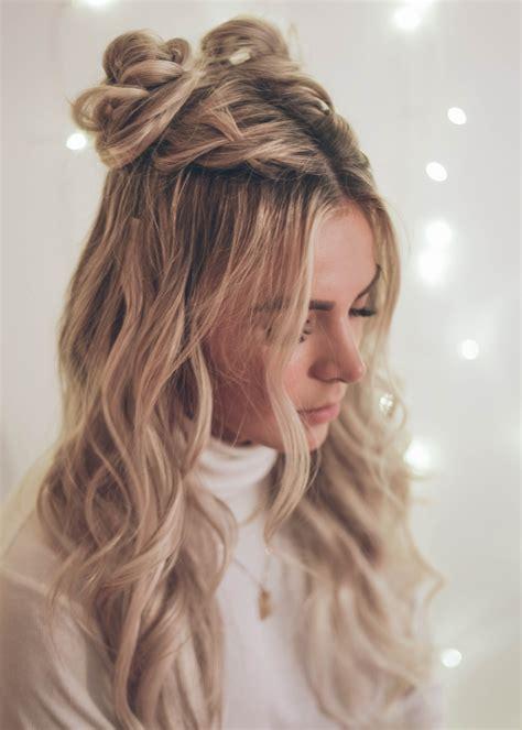holiday hair tutorial kassinkacom hairstyles
