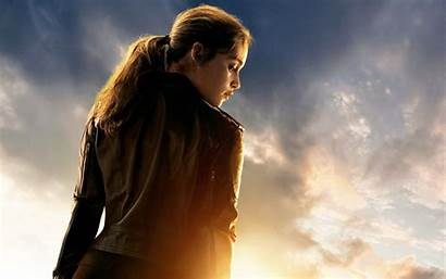 Emilia Clarke Terminator Genisys Wallpapers Movies 2880