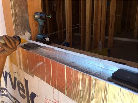 Window Sill Sealant by Walsh Construction Co Constructing A Model For Ultra