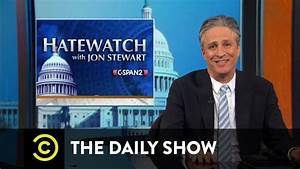 The Daily Show - Hatewatch with Jon Stewart - YouTube