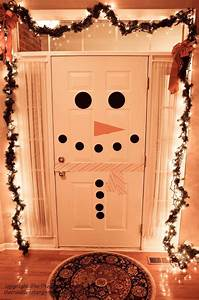 Snowman, Door, Decor, Pictures, Photos, And, Images, For, Facebook, Tumblr, Pinterest, And, Twitter