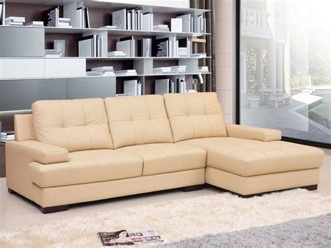 canapé beige canape cuir beige