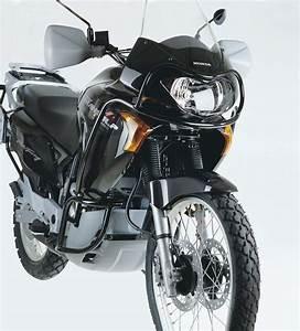 Engine Guard - Black Honda Xl 650 V Transalp    2000