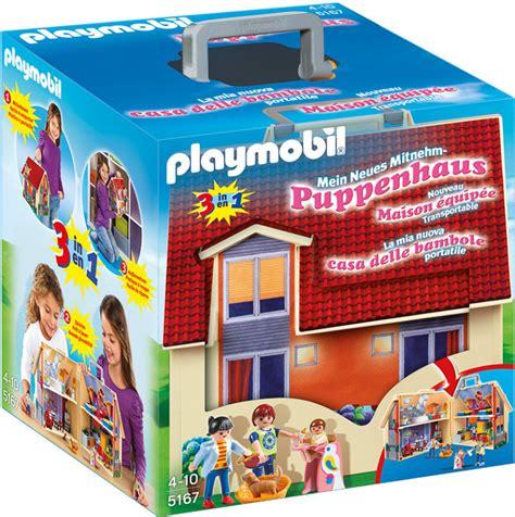 TOP prece! 5167 PLAYMOBIL® Dollhouse Pārnēsājamā leļļu ...